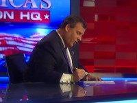 Watch: Christie Signs RNC Party Loyalty Pledge Live on Fox News