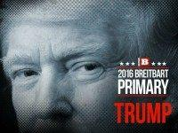 Breitbart Primary: Donald Trump Takes August Top Spot
