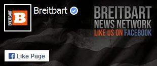 Breitbart on Facebook