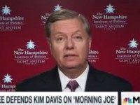 Graham on Gay Marriage: GOP Can't Pick, Choose Which Laws to Follow Like Obama
