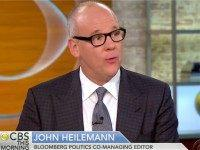 Heilemann: 'Trump Right Now Is Emanating Authenticity'