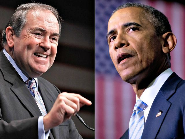 Mike Huckabee: Obama for Homosexuals Over Military Heroes