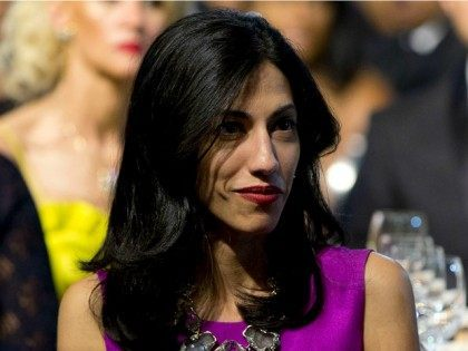 Report: Huma Abedin Asking Publishers for $2 Million for Tell-All Memoir