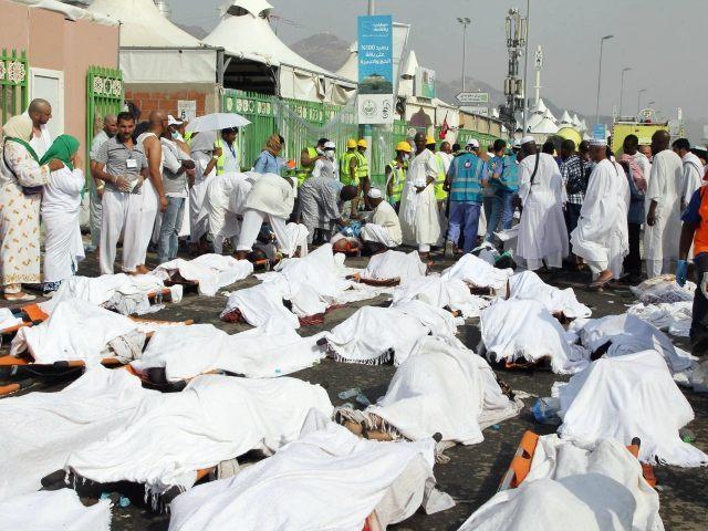 Report: Saudi Arabia Allegedly Beheads 28 for Hajj Stampede