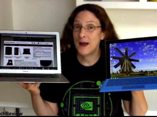 iPad Pro vs Surface 3