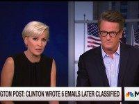 Scarborough: 'You Have to Be Really, Really Stupid' to Believe Hillary Email Excuses