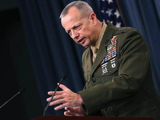 Gen. John Allen (ret.)