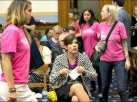 melissa_ohden testifies about Planned Parenthood AP