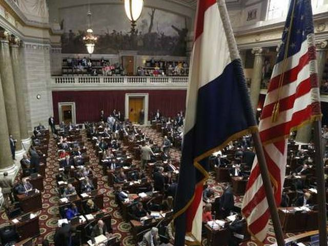 Legislation barring unions from charging any fees to nonunion members was approved by the Missouri House in a 91-64 vote, but the measure still faces long odds. File photo