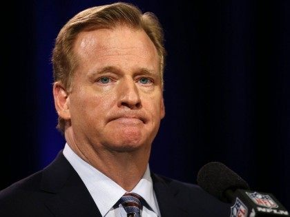 Roger Goodell's Job Approval Ranks with Least Popular Presidents in History