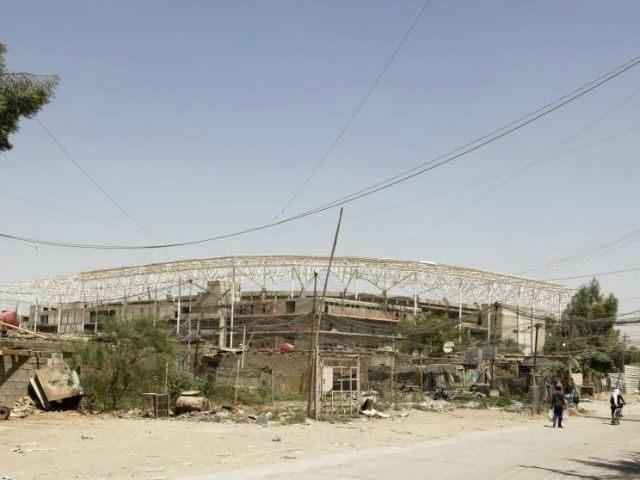 REUTERS/AHMED SAAD