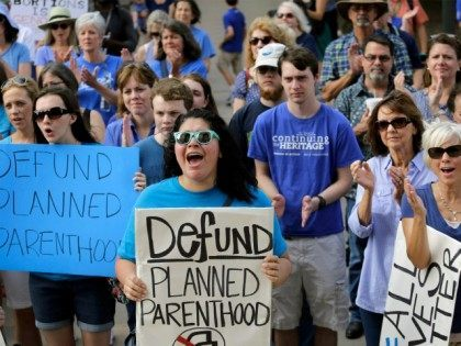 Public Support for Planned Parenthood Sharply Dropping
