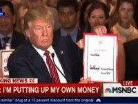 Trump: I Have Signed the Pledge