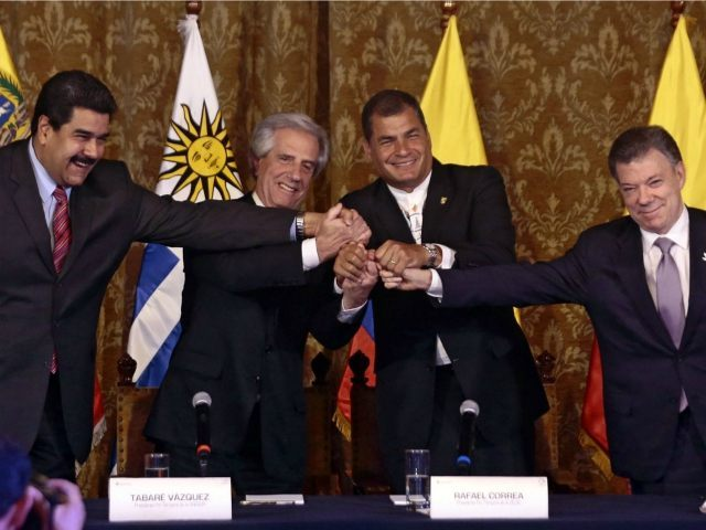JUAN CEVALLOS/AFP/Getty Images