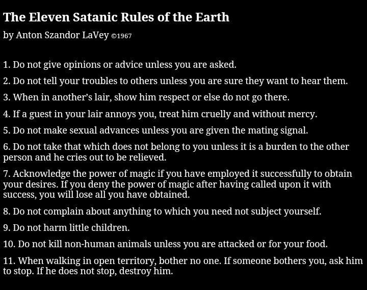 11-satanic-rules