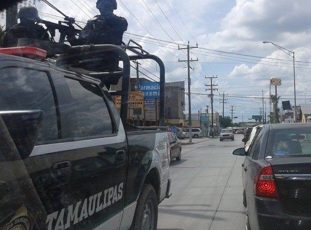 Matamoros Gulf Cartel War