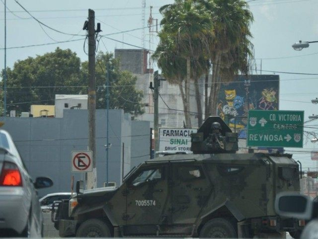Gulf Cartel Arrest
