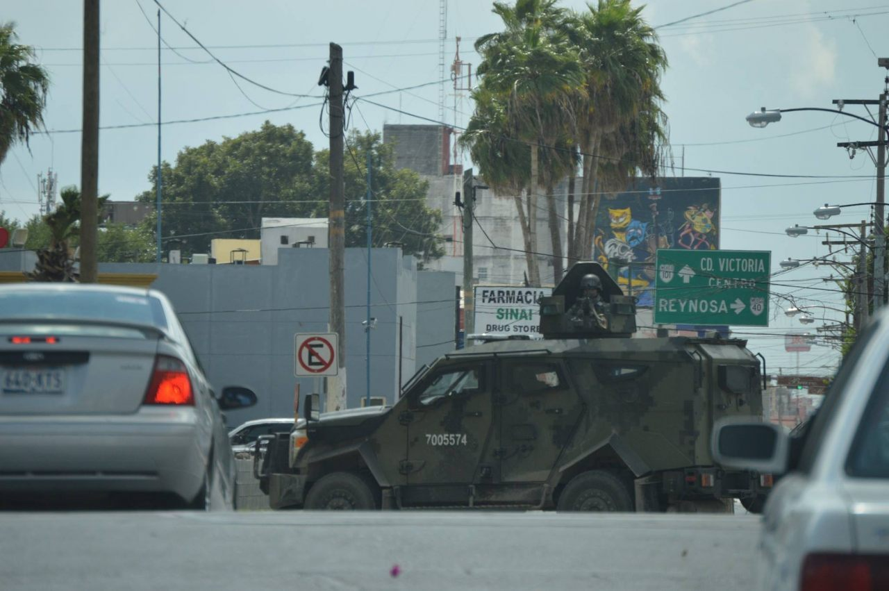 Exclusive arrest of gulf cartel boss triggers chaos near for Exclusive bordering
