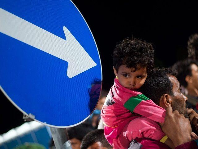 AP Photo Christian Bruna Slovakia Migrants