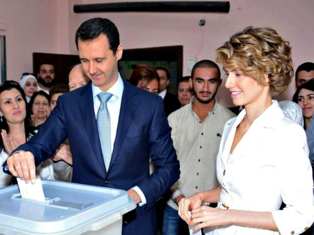 Assad Votes AP