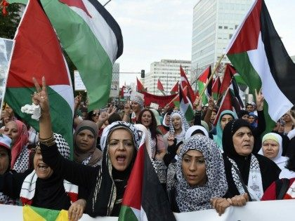 anti-Semitic migrants