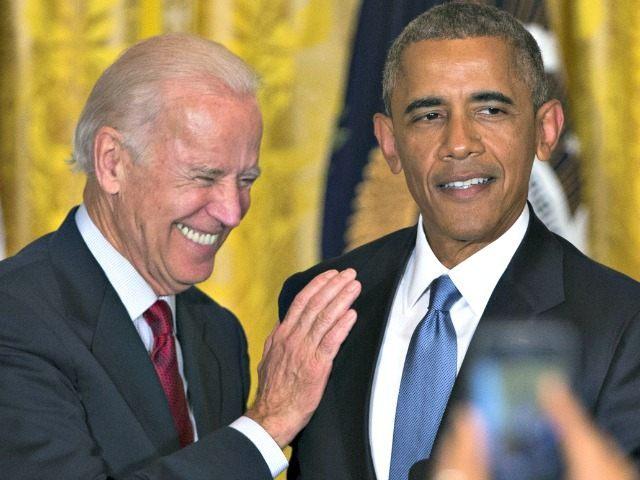 Biden Buddy and Obama CSPAN