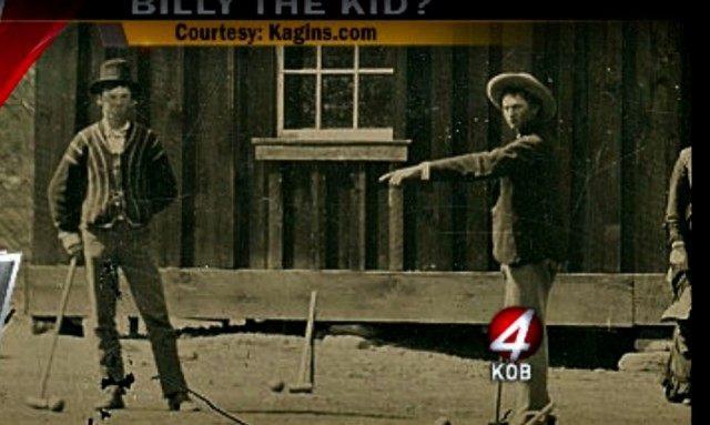 Billy the Kid Photo KOB4