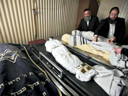 Bodies from Jewish School Shooting AP
