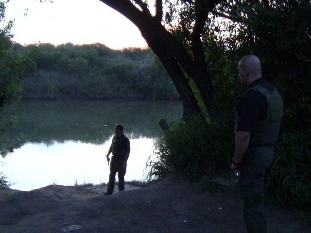Border Patrol Agents in Laredo Sector