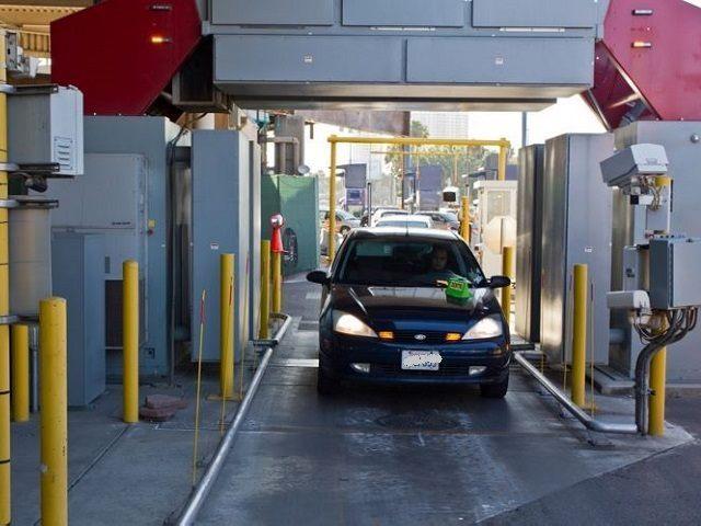 CBP Port of Entry Scanner