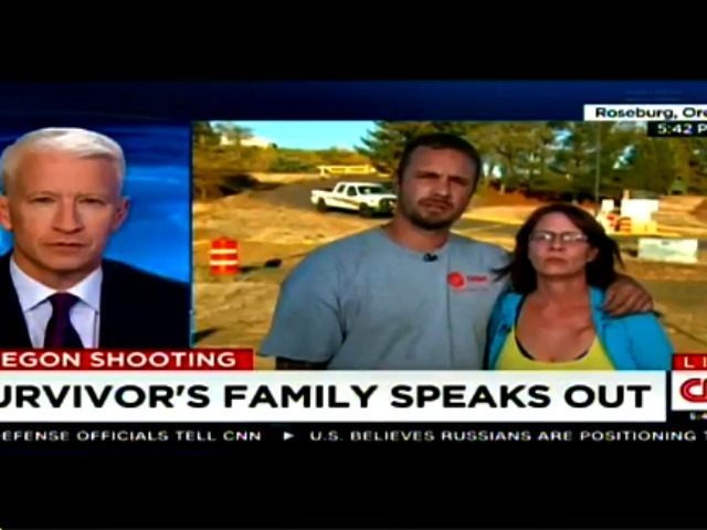 CNN Survivor's Family