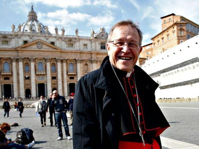 Cardinal Kasper Tony GentileReuters