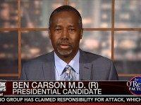 Carson: Left Has 'Standard Practice For Black People' That 'You're Not Supposed To Wander Away' From