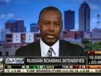 Carson: Establish No-Fly Zone Along Turkish Border, Use 'All the Facilities' To 'Inflict Pain' on Putin