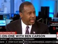 Carson: Debt Ceiling Raise Would Be Tied to 3-4% Budget Cut, Flat Tax Rate 'Probably' 'Closer to 15%'