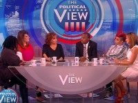 Watch: Ben Carson Stands Up for Pro-Life Movement on 'The View'