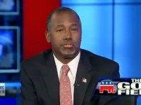 Carson: 'I'm Not Going to Let Someone Sit There and Pull My Strings'