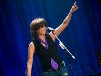 Chrissie Hynde to NPR: If You Don't Like My Rape Stance, Don't Buy My 'F**king Book'