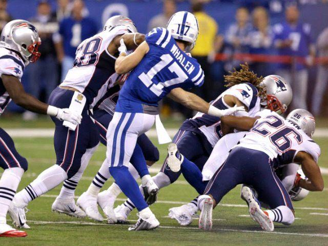 Colts Swining Gate Fake Punt AP