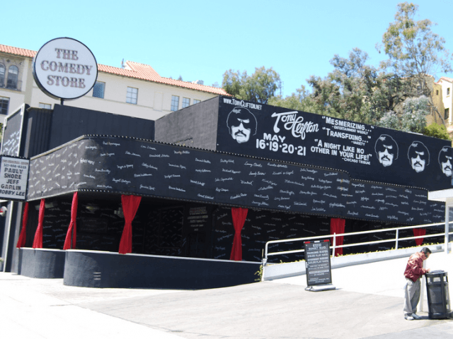 Comedy Store in Hollywood (espensorvik / Flickr / CC / Cropped)
