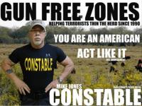 Constable Mike Jones Facebook Post