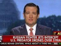 Cruz: Trying to Find Moderate Rebels 'Fiction' 'Naive' To Believe Putin Is Fighting Terrorists