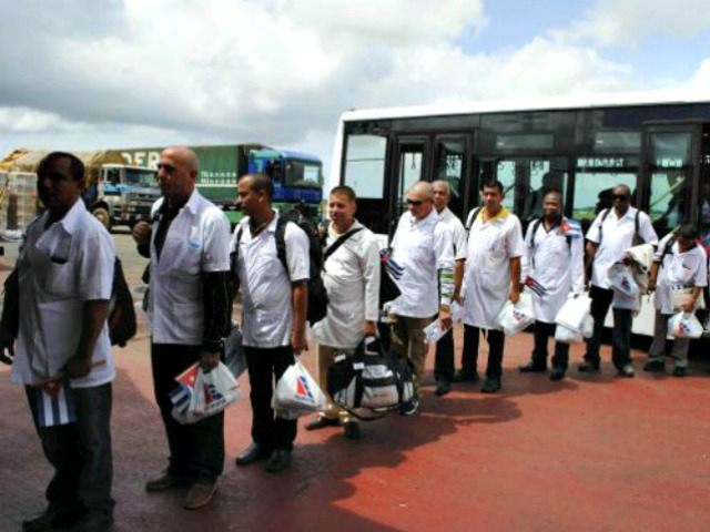 Cuban Doctors Defected Reuters