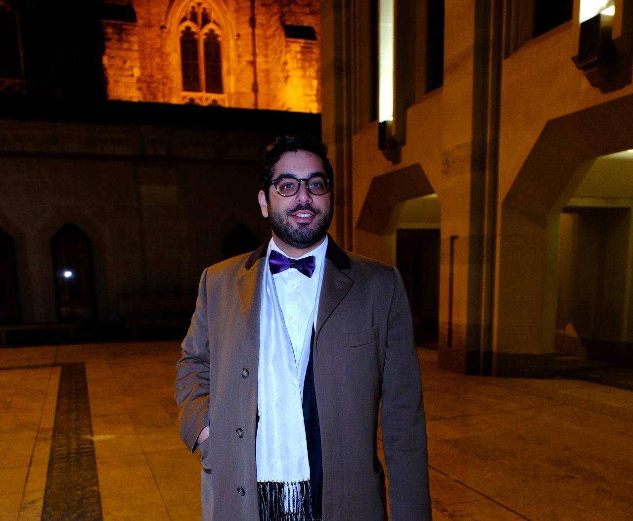 Breitbart London's Raheem Kassam  (Breitbart London/Rachel Megawhat)