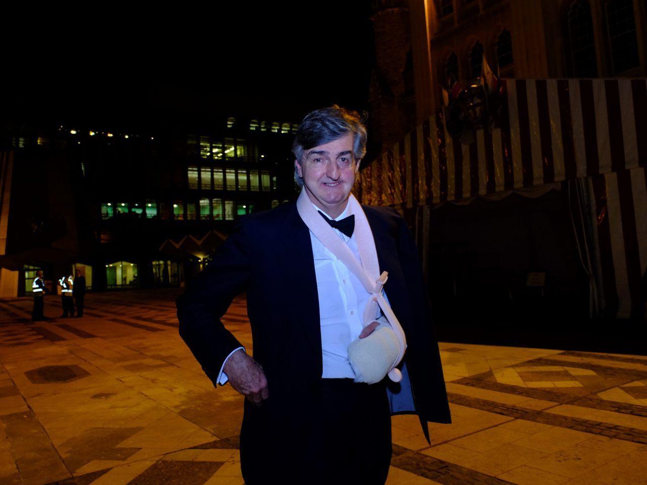 UKIP Donor Robin Birley  (Breitbart London/Rachel Megawhat)