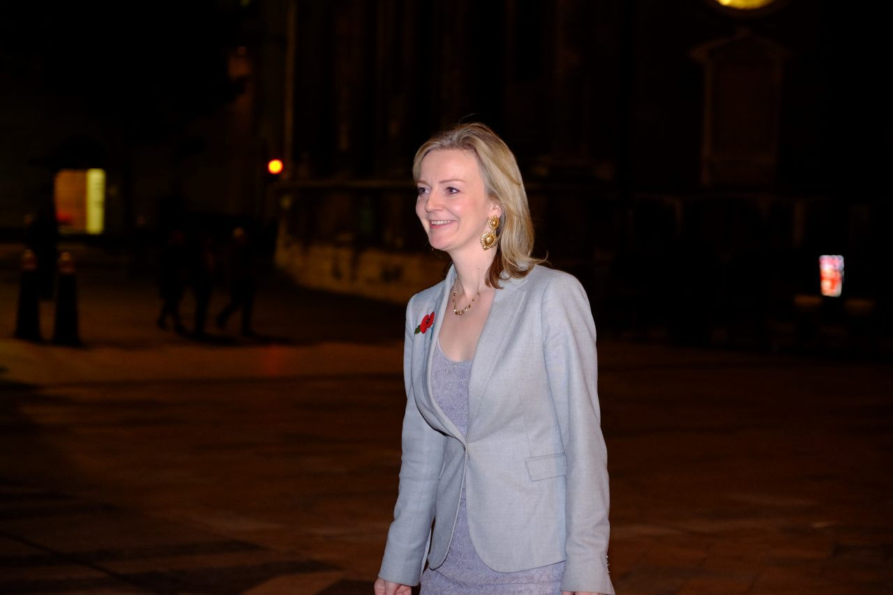 Liz Truss MP  (Breitbart London/Rachel Megawhat)