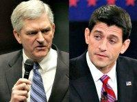 Daniel Webster (L) and Paul Ryan  AP