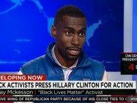 Black Lives Matter Activist Mckesson: 'Really Problematic' That Carson 'Confuses' 'Exceptionalism' Of His Career