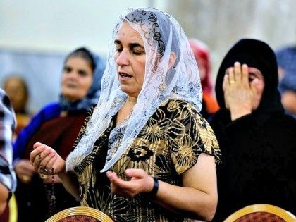 Report: Syrian Christians Cry 'Jesus!' Before ISIS Mass Beheading