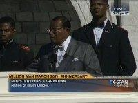 Farrakhan: 'America Is Under Divine Judgement' 'Calamities Are Going to Get Stronger'